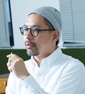 稲墻 聡一郎 氏