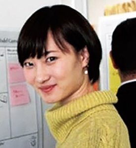 中村 珠希( なかむら たまき)氏 epiQ Co., Ltd. 取締役